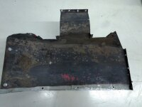 Upper section of L.H. REAR Wheelhouse Ferrari 512 TR, used